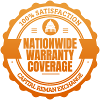 The capital reman warranty