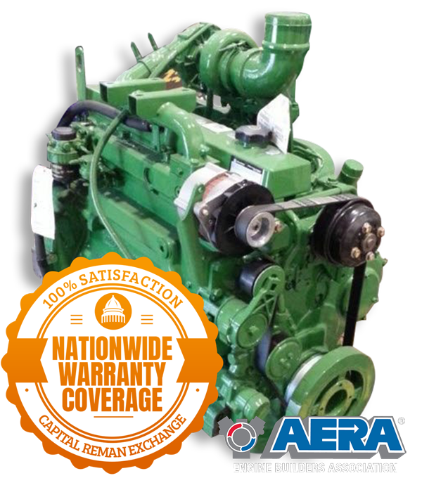 John Deere Engines & Parts