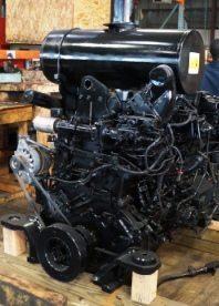 6D102 Komatsu Engines