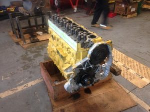 CAT 3196 Reman Engine