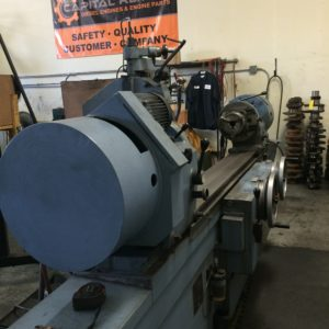 Berco Crankshaft Machine