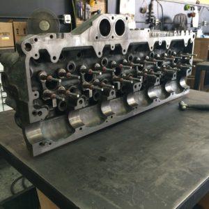 Mack Cylinder Head