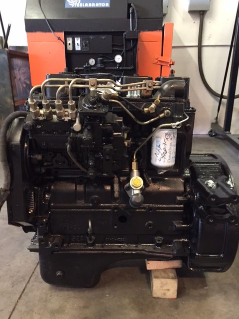 Cummins 4BT Remanufactured Engine