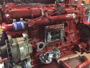 Mack MP7 Remanufactured Engine