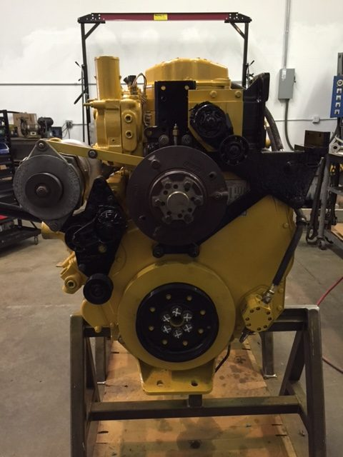 CAT 3406E Reman Complete Engine