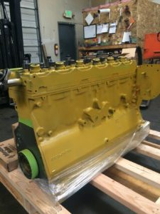 Caterpillar 3306 Reman Longblock Engine