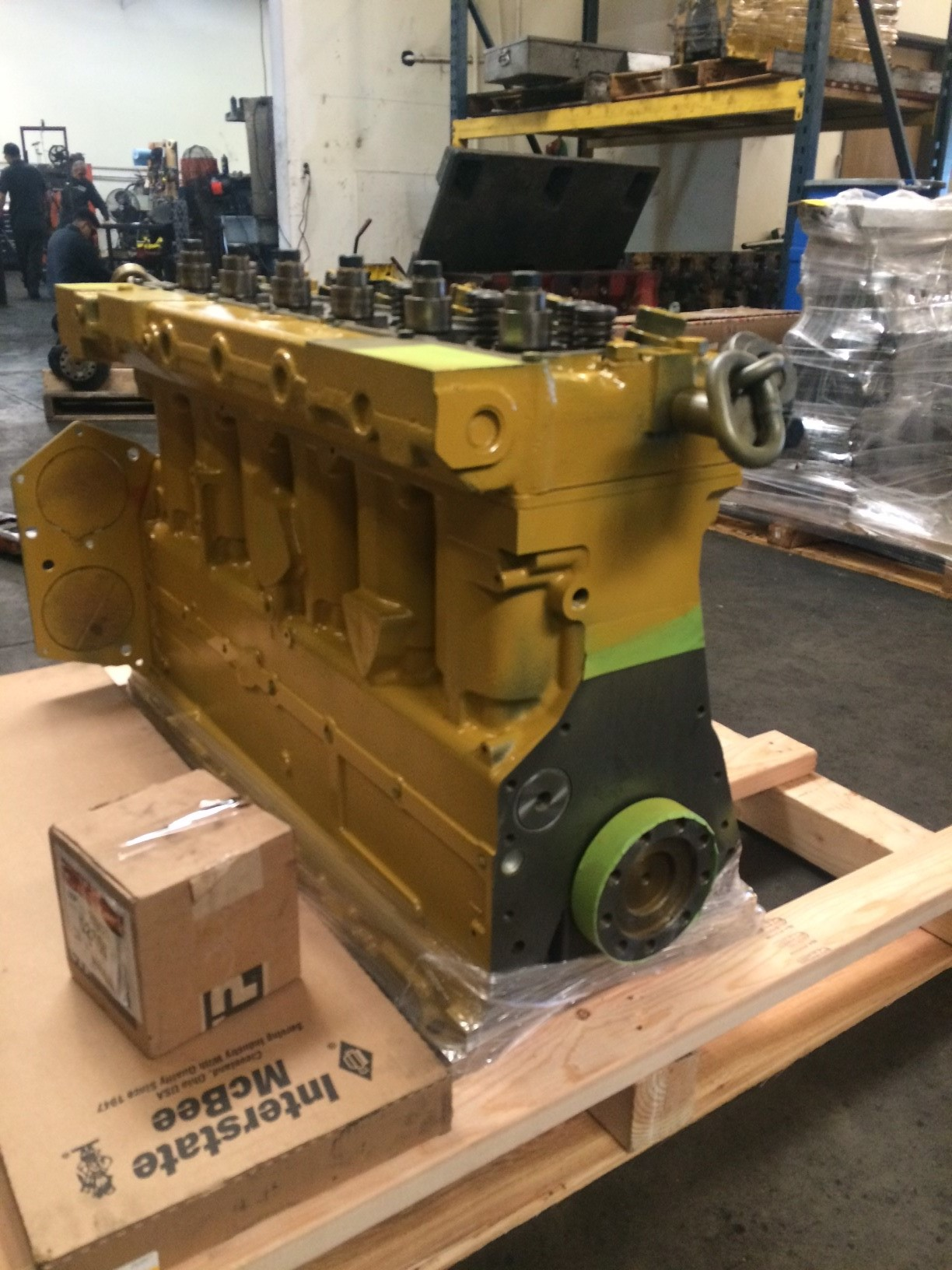Caterpillar 3306 Longblock Engine