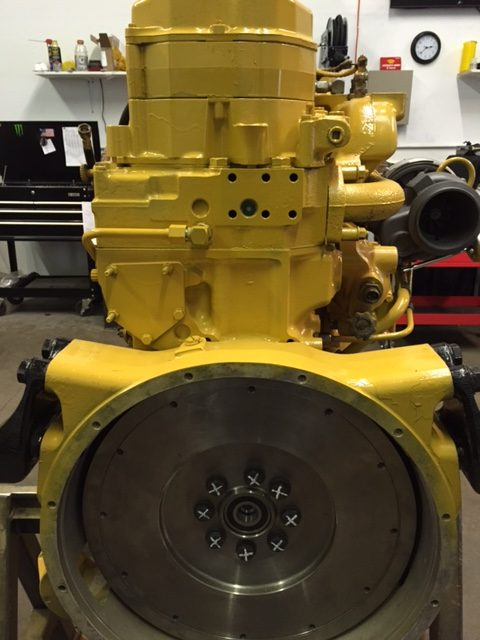 CAT 3406E Engine