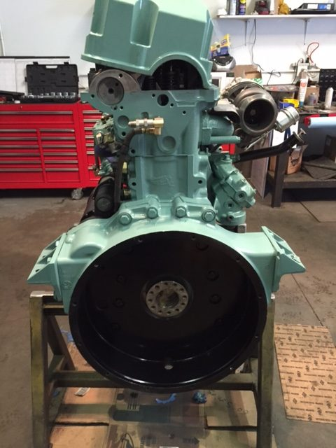 Detroit Series 60 Reman Complete