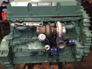 Detroit Diesel 60 Series Engine