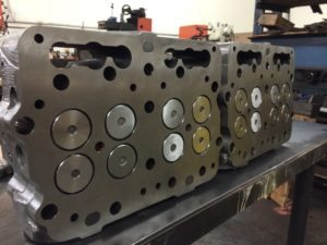 New Cylinder Diesel Heads