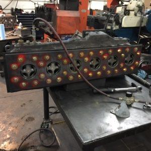 Pressure Testing Series 60 Head