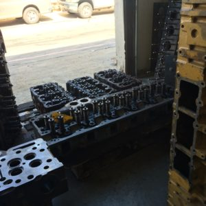 Finished Stock Cylinder Heads