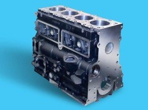 Diesel Engine Block