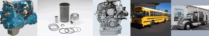 Remanufactured International Engines and Parts