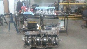 Mack E-Tech Crankshaft