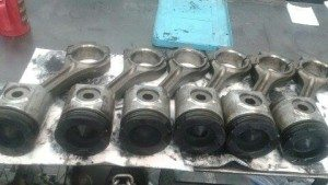 Reman Mack E-Tech Pistons
