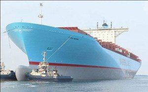 Emma Maresk Ship