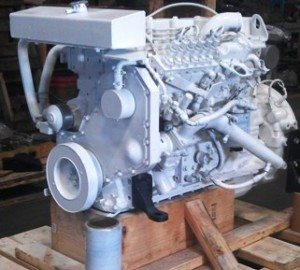 Remanufactured International Engines - DT466