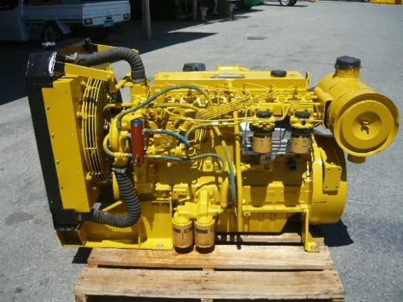 Cat 3056 used engines for sale capital reman exchange for Reconditioned motors for sale
