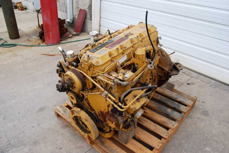 Used Cat Engines For Sale In Canada