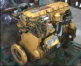 Cat 3116 Used Engines For Sale Capital Reman Exchange