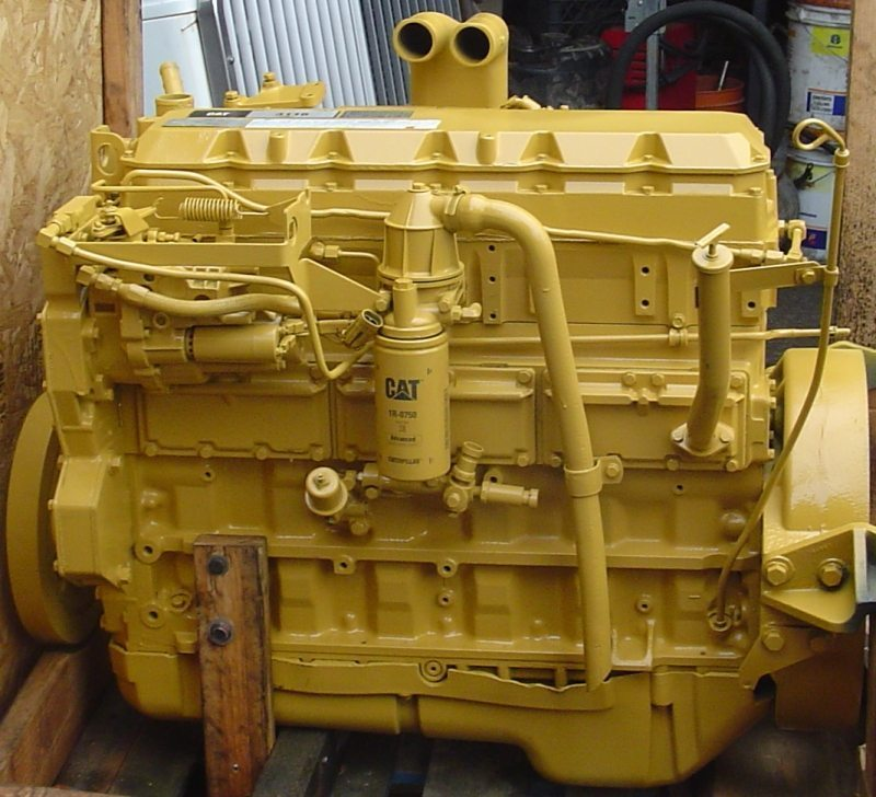 Cat 3408 Used Engines For Sale Capital Reman Exchange