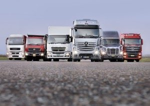 Daimler Production Line