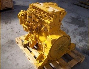 CAT 3054 Engine