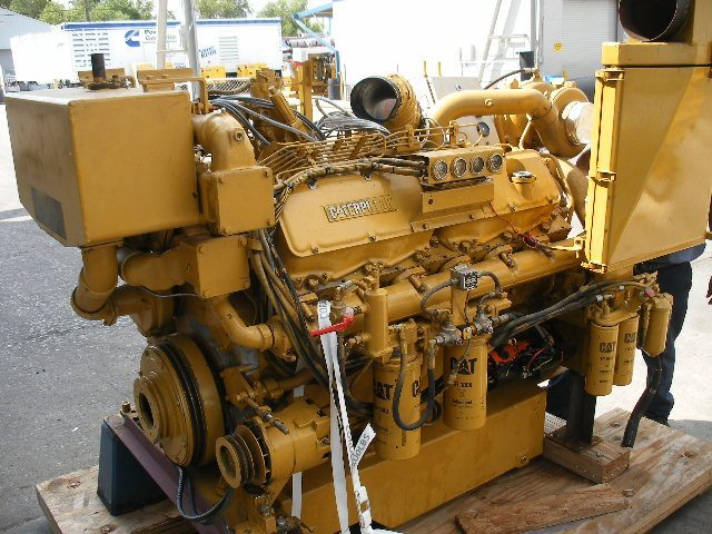 caterpillar parts 3412 industrial engine 38s13236 up service manual