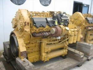 Caterpillar C32 Marine Engine For Sale