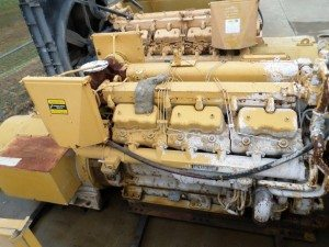 CAT D398 Engines