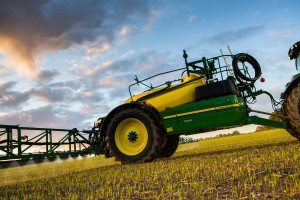 John Deere 4045 Sprayer