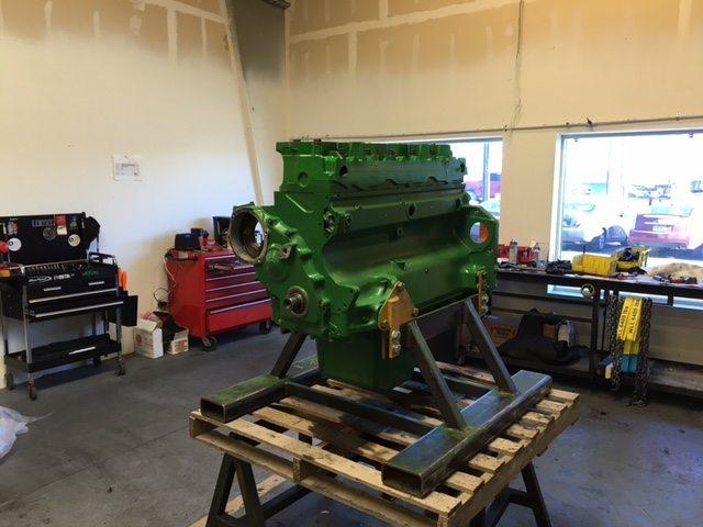 Rebuilt John Deere 6061