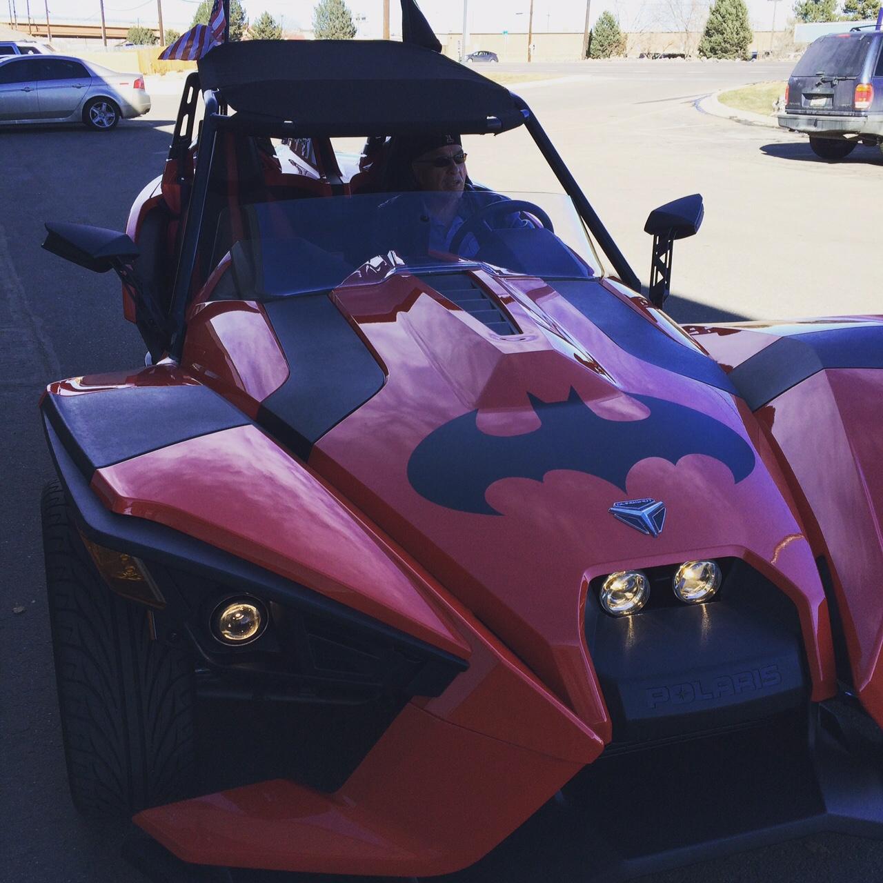 Batman Car