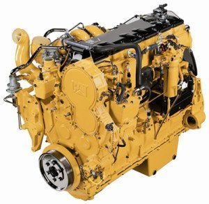 Best Diesel Engine - CAT 3406 Picture