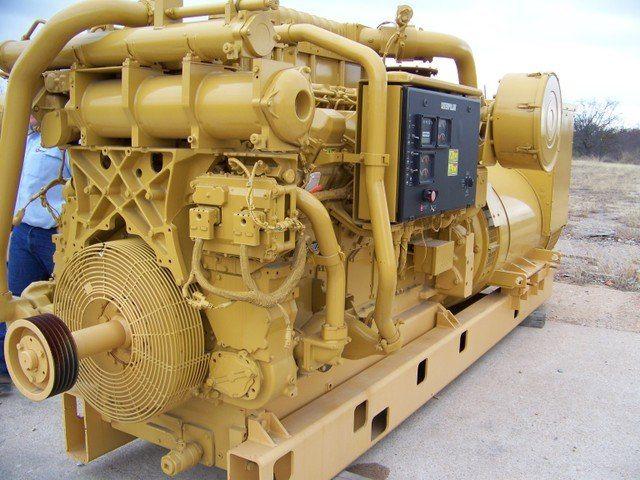 Cat 3512 Engine 4