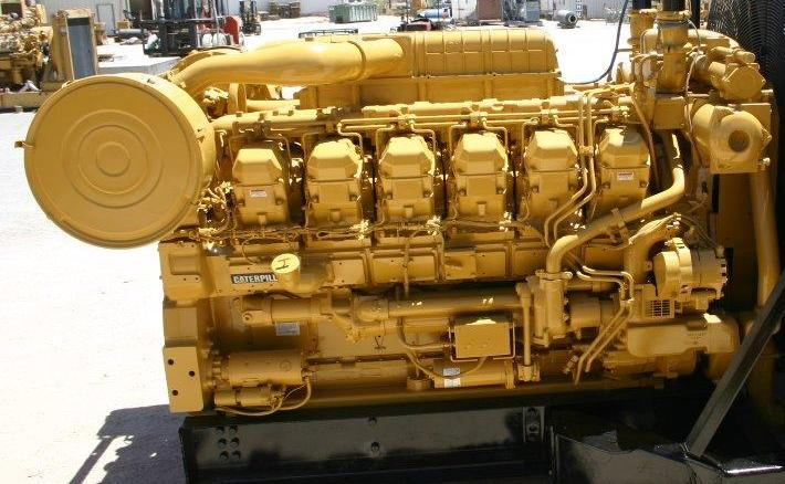 Cat 3512 A Engine Manual