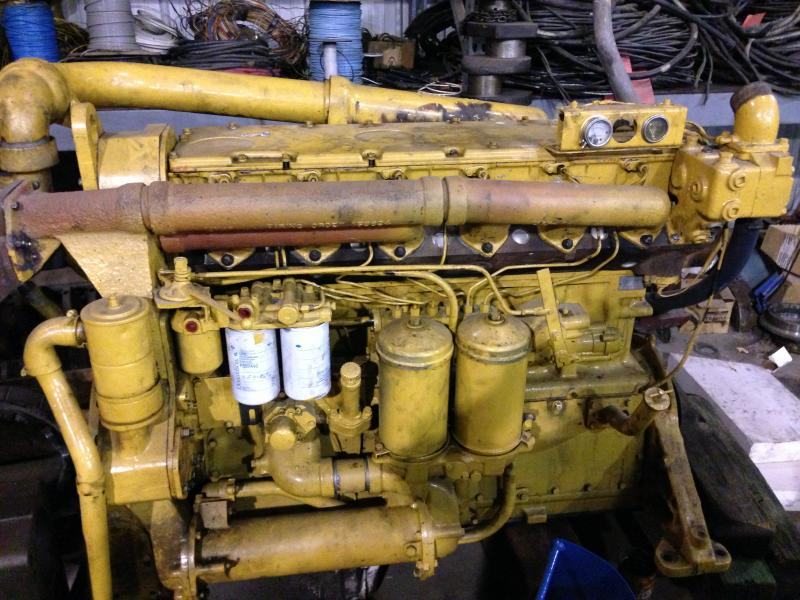 Cat D343 Used Engines For Sale Capital Reman Exchange