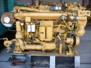 CAT D343 Engine