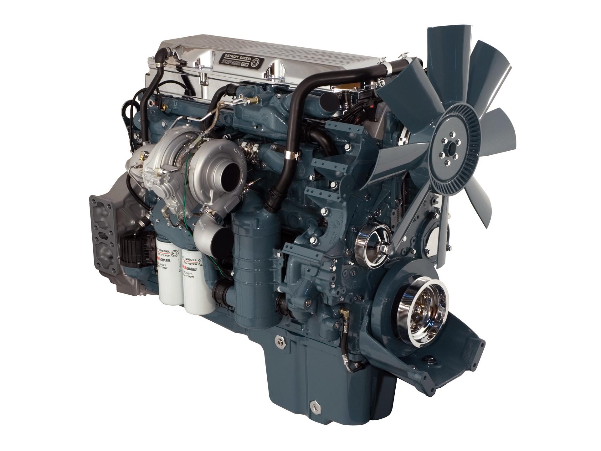 ... Best Diesel Engine - Detroit Diesel Series 60