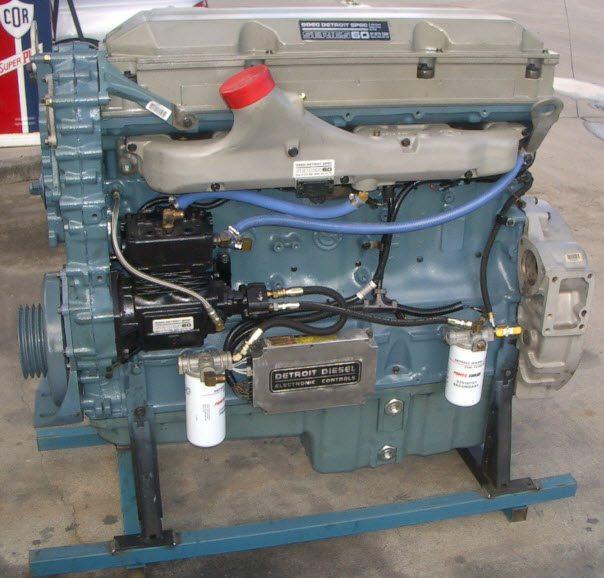 Remanufactured Detroit Series 60 Engines Parts Crx