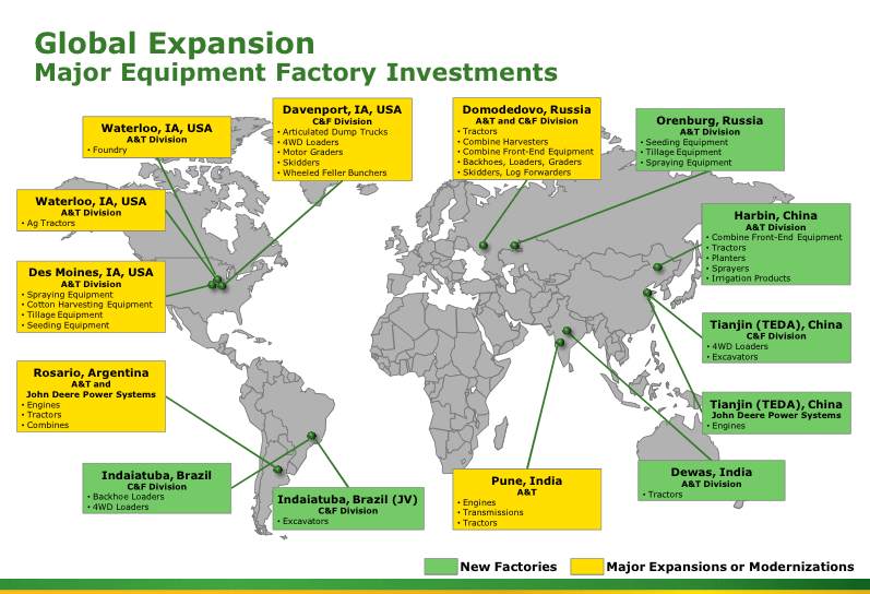 global expansion of ppq parts Precision parts (ppq) ppq parts global expansion: political and economic concerns ppq parts has determined that for the company to expand globally over.