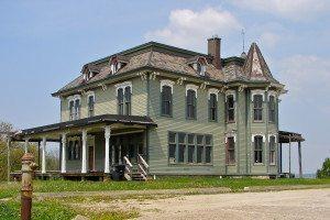 John Deere House