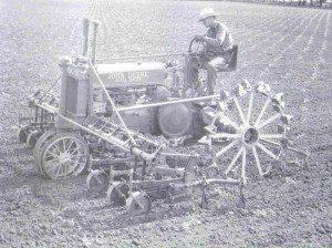 John Deere Model A Plow