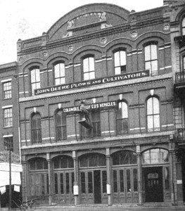 John Deere NOLA Location 1903