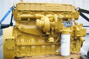 Remanufactured Caterpillar 3116 Engine