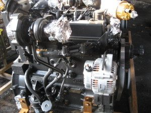 Cummins 3.3 Engine