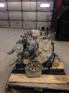 Cummins 4BT Engine