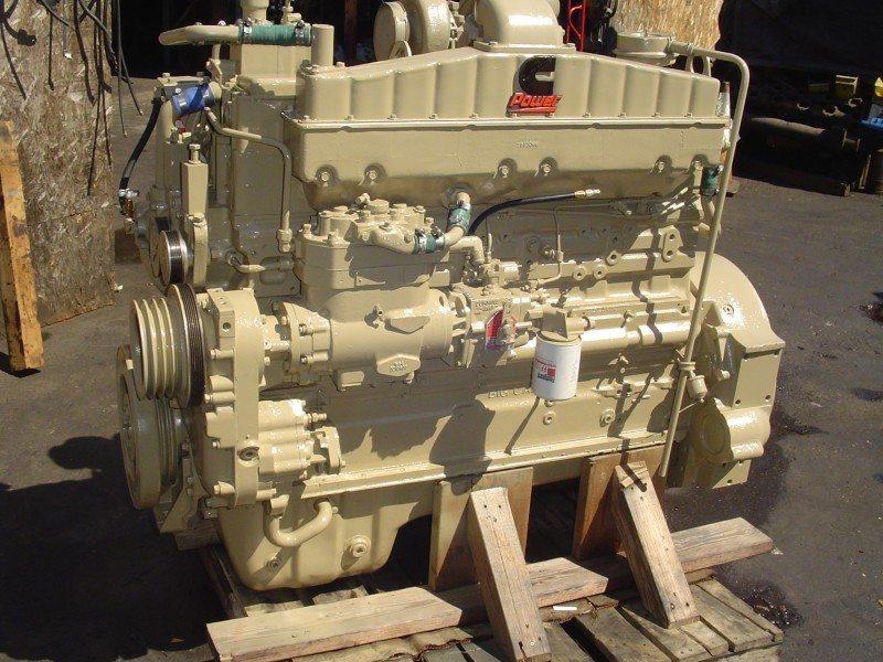 Cummins Big Cam 350 Used Engines For Sale Capital Reman